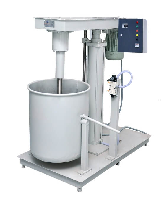 HIGH SPEED SLURRY MIXER