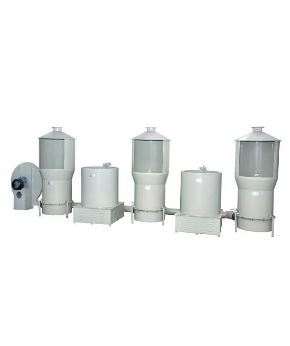 SAND FLUDIZED COATING MACHINE
