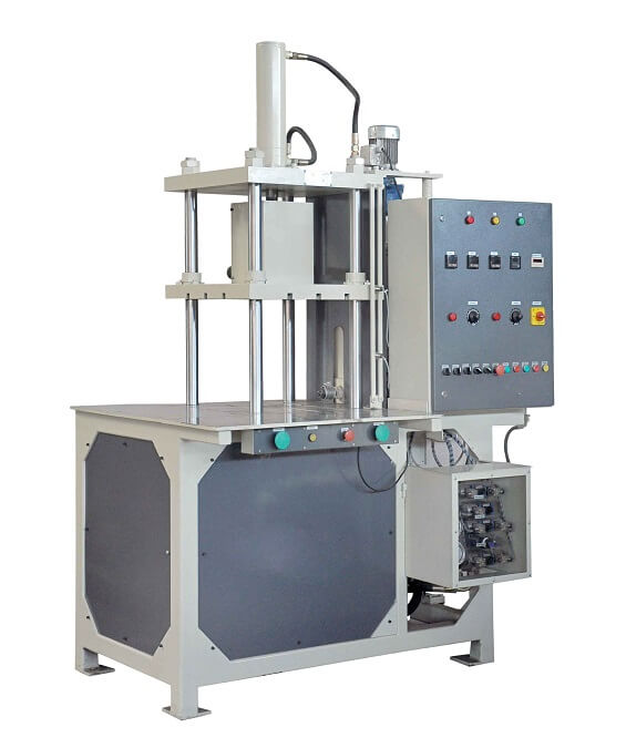 12 TON SEMI AUTO WAX INJECTION PRESS