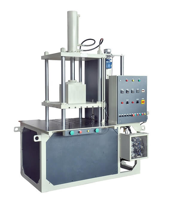 20 TON SEMI AUTO WAX INJECTION PRESS